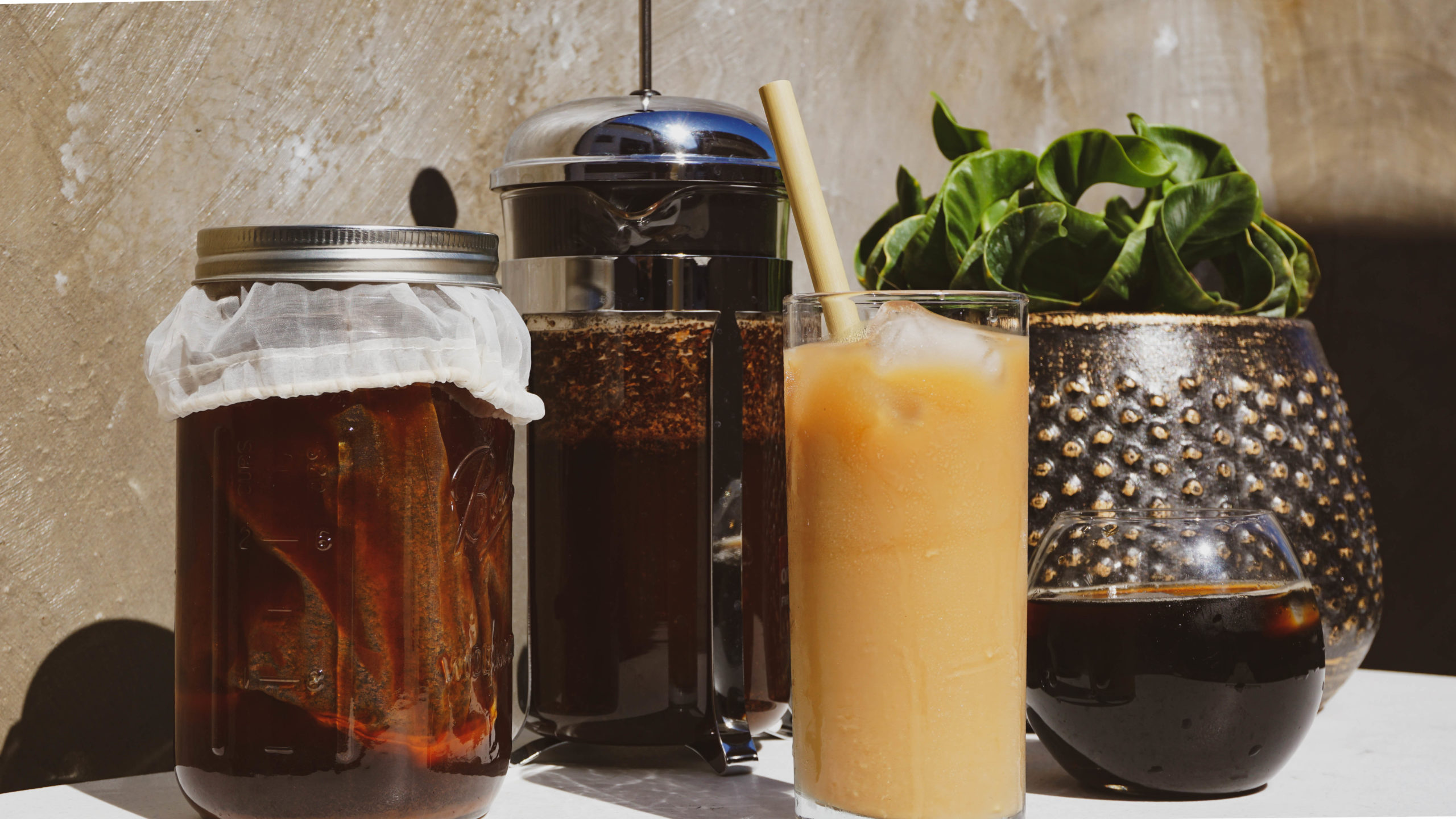 How To Make Cold Brew Coffee Using French Press Stout Coffee Ph